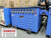 RAMATO air cooled welding machine By Rajlaxmi Machine Tools Rajkot Gujarat INDIA
