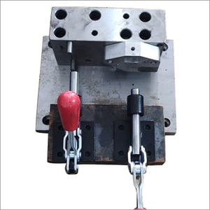 Stainless Steel Drilling Jig