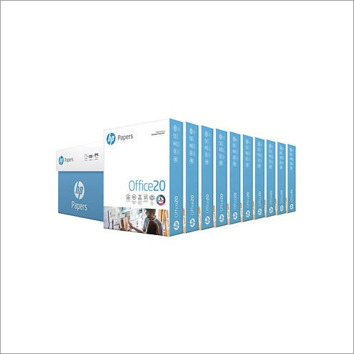 20lb 92-Bright 10 Reams of 500 Sheets HP Office Ultra White Paper Letter
