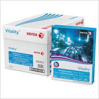 Letter, 20lb, 92-Bright, 10 Reams of 500 Sheets Xerox Vitality Multipurpose Paper