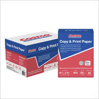 Costco Copy and Print Paper with ColorLok Technology, Letter, 20lb, 92-Bright, 10 Reams, 5000 Sheets