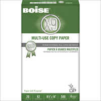 Legal, 20lb, 92-Bright 10 Reams of 500 Sheets Boise X-9 Multipurpose Paper