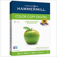 Letter, Photo White, 28lb, 100-Bright, 500 Sheets Hammermill Color Copy Digital Paper