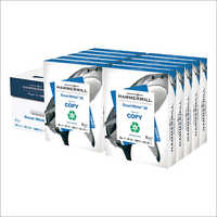 Letter, 20lb, 92-Bright, 10 Reams of 500 Sheets Hammermill Great White, 30% Recycled Printer Paper