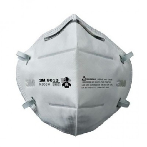 3M 9010, N95 Particulate Respirator Face Mask