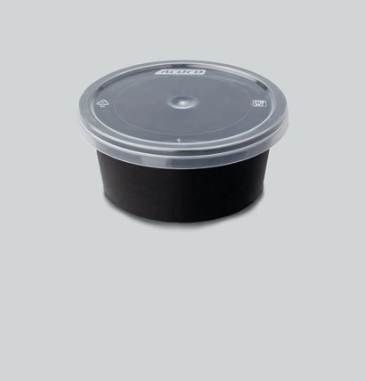 100ml Food Container Round