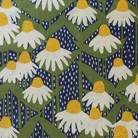 Certified Printed Poplin Fabric