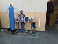 250LPH Puredrop Industrial RO Plant