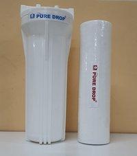 Puredrop Pre Filter Housing+Spun