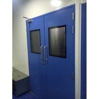 Clean Room Metal Doors