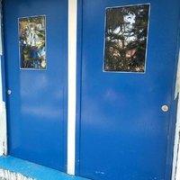 Clean Room Flush Door