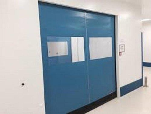 High Speed Cleanroom Doors
