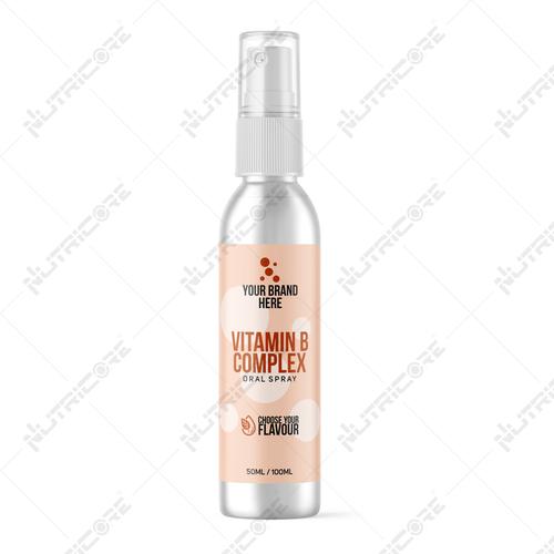 Vitamin B Complex Spray
