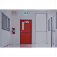 Hospital Fire Door