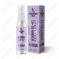 Vitamin D3+K2 Spray