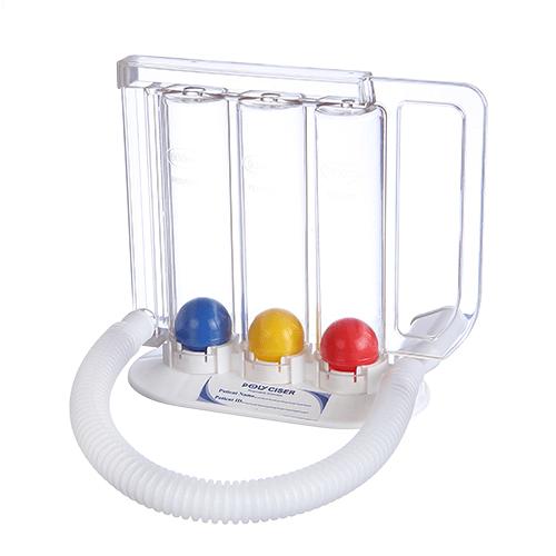 Spirometer 3-Ball Respiratory Exerciser