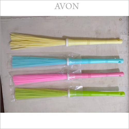 Plastic Floor Broom