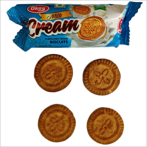 Flavoured Cream Biscuits