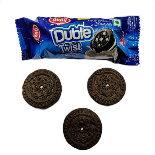 Double Twist Milk Sandwich Biscuits