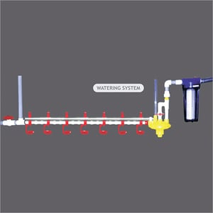 Poultry Farm Watering System