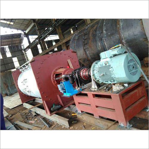 Industrial Ploughshare Mixer
