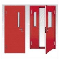 Industrial Fire Resistant Doors