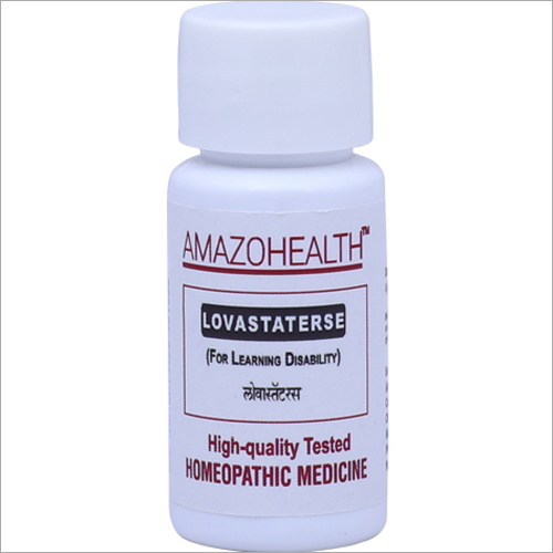 Lovastaterse Homeopathic Medicine For Learning Disability