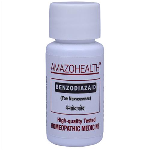 Benzodiazaid Homeopathic Medicine For Nervousness