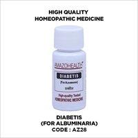 Diabetis Homeopathic Medicine For Albuminaria