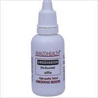 Ursovanish Homeopathic Medicine For Gallstones