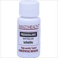 Prednisolinks Homeopathic Medicine For Bells Palsy (Left)
