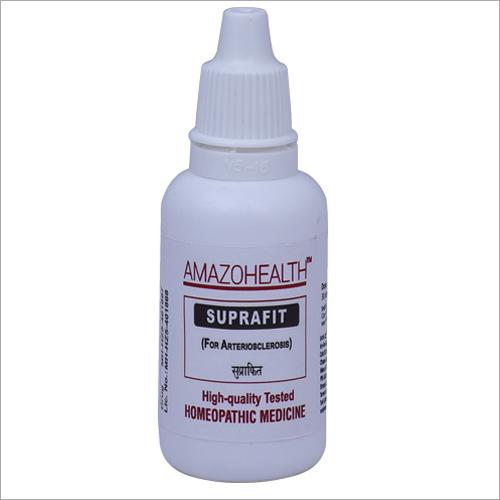 Suprafit Homeopathic Medicine For Arteriosclerosis