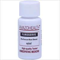 Furoserve Homeopathic Medicine For Valvular Heart Disease