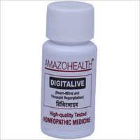 Digitalive Homeopathic Medicine For Heart Mitral and Tricuspid Regurgitation
