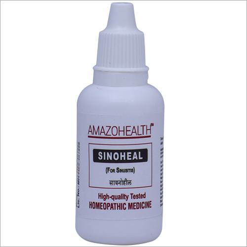 Sinoheal Homeopathic Medicine For Sinusitis