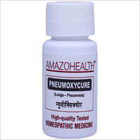Pneumoxycure Booster Homeopathic Medicine For Lungs Pneumonia