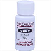 Ferroxy Homeopathic Medicine For Anaemia