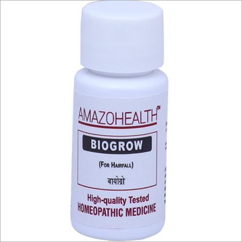 Biogrow Homeopathic Medicine For Hairfall