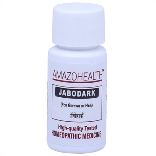 Jabodark Homeopathic Medicine For Graying Hair