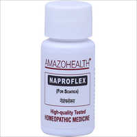 Naproflex Homeopathic Medicine For Sciatica