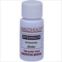 Osteohealth Homeopathic Medicine For Osteoporosis