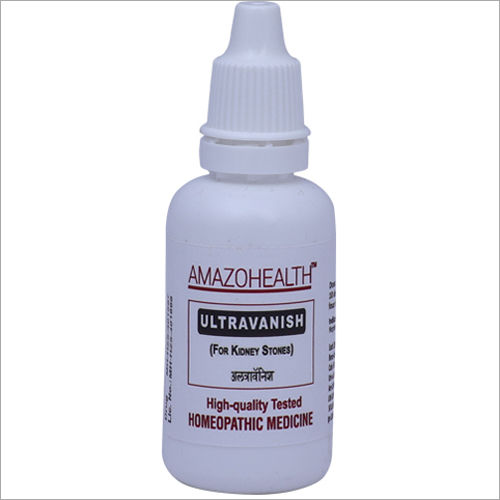 Ultravanish Homeopathic Medicine For Kidney Stone