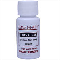 Folvaheal Homeopathic Medicine For Thrush Mouth ulcers