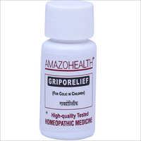 Griporelief Homeopathic Medicine For Colic Children