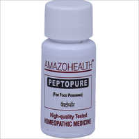 Peptopure Homeopathic Medicine For Food Poisoning