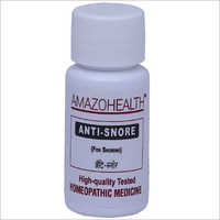 Antisnore Homeopathic Medicine For Stop Snoring
