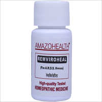 Remviroheal Homeopathic Medicine For A.R.D.S. Hypoxia