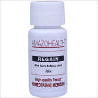 Regain Booster Homeopathic Medicine For Loss of Taste and Smell