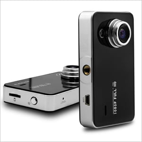 12V 2.4 Full HD 1080P Car SUV DVR Camera Video Dash Cam Recorder