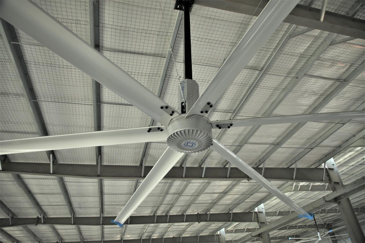 Marut Air HVLS fan